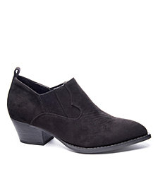 CL by Chinese Laundry Women's Charming Block Heel Shooties