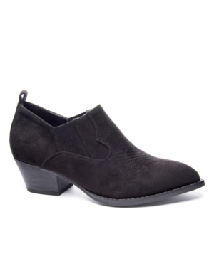 Women's Charming Block Heel Shooties Women's Shoes