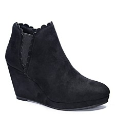 Women's Vango Wedge Ankle Booties