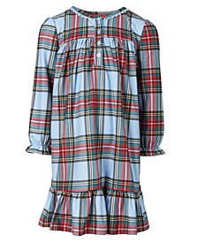 Matching Kids Tartan Nightgown, Created for Macy's