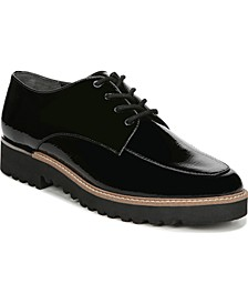 Charles Lugged Oxfords