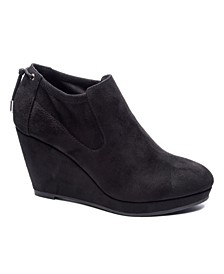 Women's Varina Wedge Ankle Booties