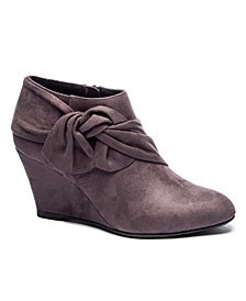 Women's Viveca Wedge Ankle Booties