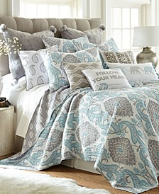 Kavi Quilt Set, Full/Queen