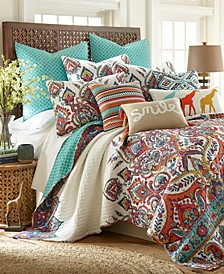 Amisha Quilt Set, Full/Queen