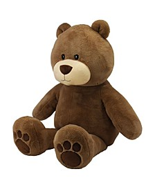 Sqoosh2Poof Jumbo Compression Plush - Bear