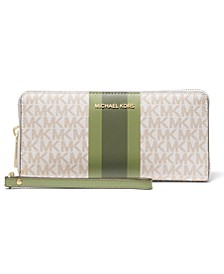 Signature Jet Set Travel Continental Wallet