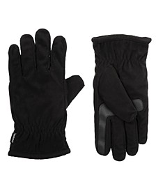 Men's Lined Fleece Water Repellent Glove