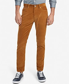 Men's Michan Classic-Fit Stretch Corduroy Pants
