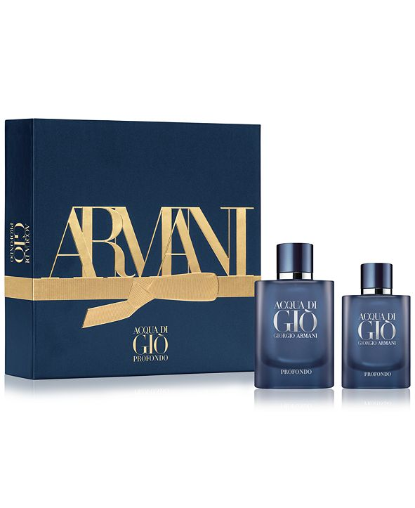 Giorgio Armani Men's 2-Pc. Acqua di Giò Profondo Gift Set