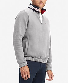 Men's Flags Classic-Fit 1/4-Zip Sweatshirt