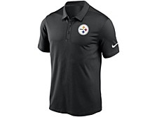 Pittsburgh Steelers Men's Team Logo Franchise Polo