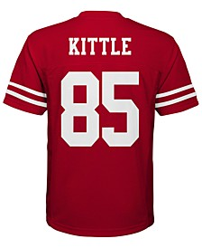 Youth San Francisco 49ers George Kittle Game Jersey