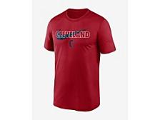 Cleveland Indians Men's City Swoosh Legend T-Shirt