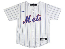 Youth New York Mets Official Blank Jersey