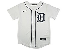 Youth Detroit Tigers Official Blank Jersey