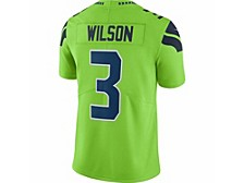 Men's Seattle Seahawks Russell Wilson Game Jersey