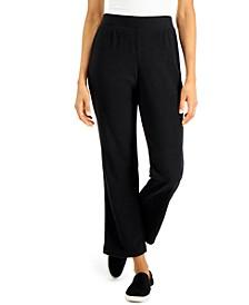 Pull-On Microfleece Pants, Created for Macy's