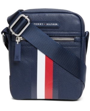 Tommy Hilfiger Men's Jonathan Mini Reporter Bag, Created for Macy's