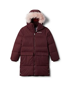 Big Girls Rockfall Mid Down Jacket