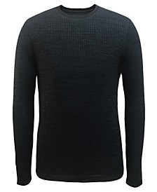 Men's Space-Dye Crewneck Pullover, Created for Macy's