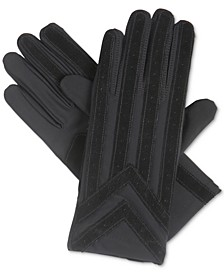 Men's Heritage Suede-Trimmed Gloves