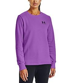 Women's Rival Fleece Crewneck Sweatshirt