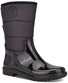 Tommy Hilfiger Snows Rain Boots