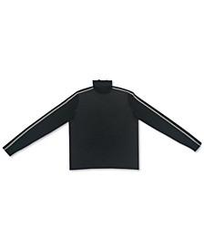 Men's Stripe Turtleneck Sweater, Created for Macy's