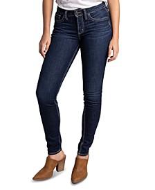 Suki Mid-Rise Skinny Jeans