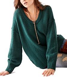 Brookside Tunic Sweater