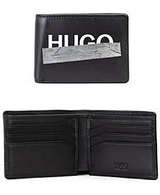 Men's Tape 6 Credit Card Pocket Wallet