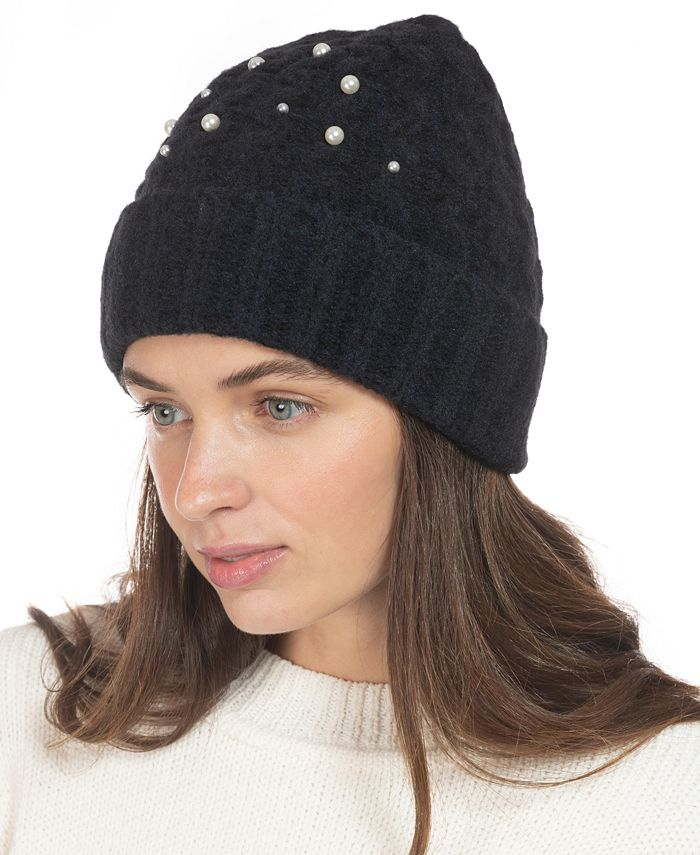 INC International Concepts - Embellished Beanie