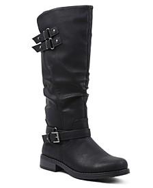 Moe C Women's Riding Boot