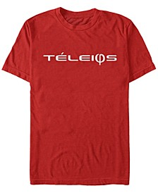 Project Power Men's Teleios Basic Logo Short Sleeve T-shirt