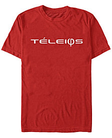 Fifth Sun Project Power Men's Teleios Basic Logo Short Sleeve T-shirt