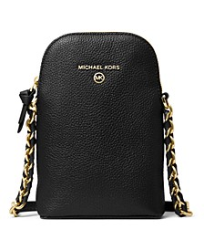 Jet Set Charm North South Chain Phone Crossbody