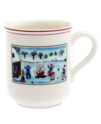 Design Naif Christmas Mug