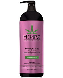 Pomegranate Herbal Conditioner, 33-oz., from PUREBEAUTY Salon & Spa