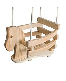 Horse Shaped Infant Swing