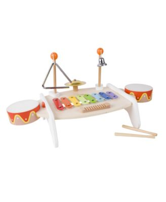 Classic World Toys Wooden Music Table