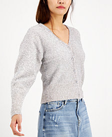 INC Shine Cardigan, Created for Macy's