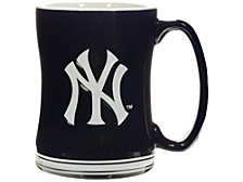 New York Yankees 14 oz Relief Mug