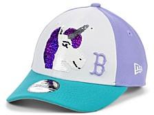 Women's Boston Red Sox Unicorn Flip 9FORTY Cap