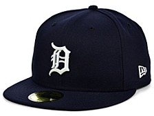 Detroit Tigers 2020 Jackie Robinson 59FIFTY Cap