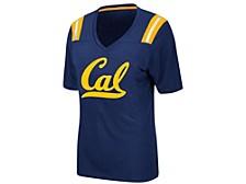 Women's California Golden Bears Rock Paper Scissors T-Shirt