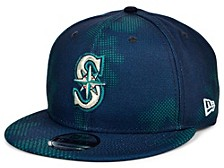 Men's Seattle Mariners Team Fleck 9FIFTY Cap