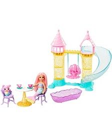 Dreamtopia Mermaid Playground Dolls and Playset