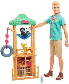 Ken Wildlife Vet Doll