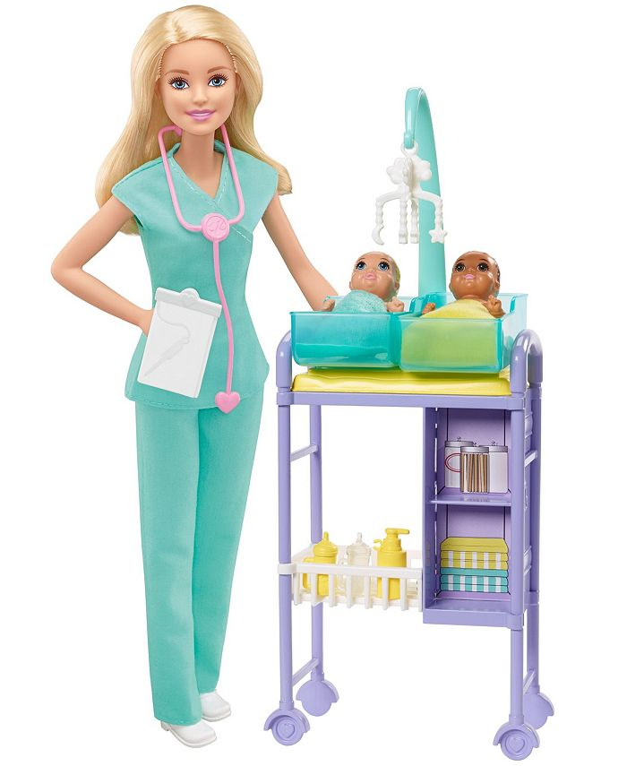 Barbie - ® Baby Doctor Doll